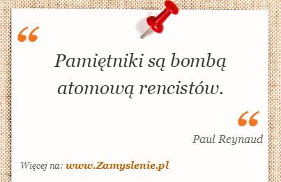 Obraz / mem do cytatu: Pamiętniki są bombą atomową rencistów.
