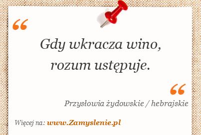 Obraz / mem do cytatu: Gdy wkracza wino, rozum ustępuje.